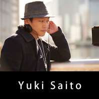 映画監督 Yuki Saito プロフィール The official profile for the film director of YUKI SAITO.